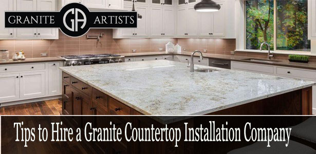 Guide On How To Hire A Granite Countertop Installation Company